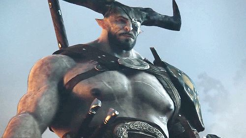 ...... From 'The Iron Bull' character trailer people!
