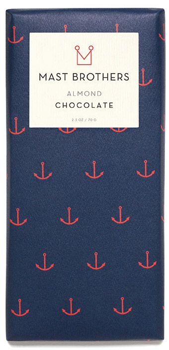 Almond Bar / Mast brothers / as cool as good as cute
