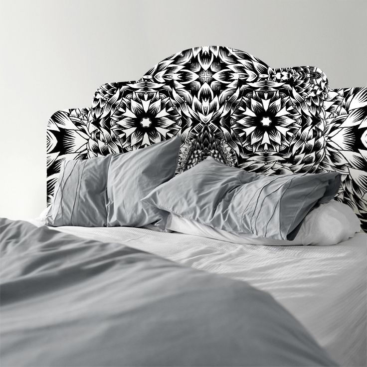 1000 ideas about headboard decal on pinterest outdoor for Mural headboard