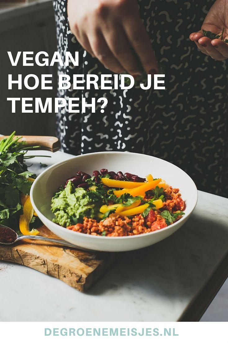 Tempeh is een goede vervanger voor vlees vanwege de voedingstoffen. We geven je onze 3 favoriete vegan recepten met tempeh.