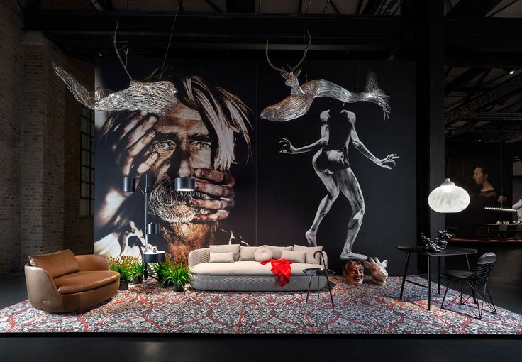 New Collection Presentation during Salone del Mobile 2015 | Moooi.com
