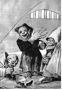 Francisco Goya: Duendecitos