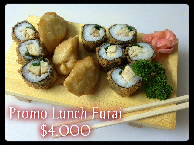 de Lunes a Viernes el mejor almuerzo!
