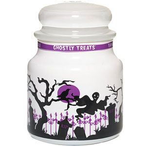 Yankee Candle Halloween Housewarmer Jar - Ghostly Treats
