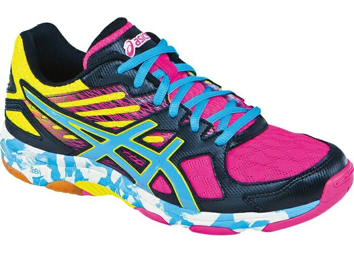 #Assics volleybal schoenen
