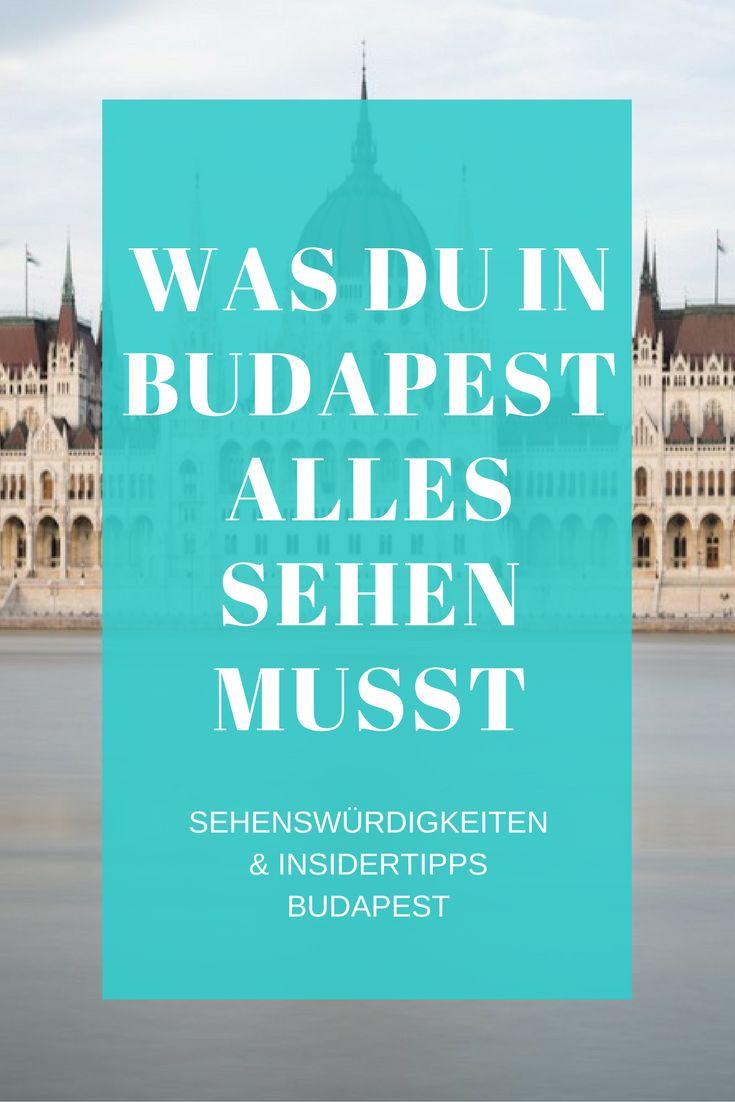 Budapest ist eine der schönsten Städte in Europa. Auf unserem Blog findest du unsere persönlichen Budapest Tipps und Infos zu den schönsten Sehenswürdigkeiten.