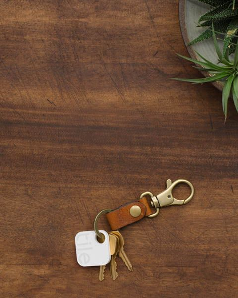 Find Your Keys, Wallet & Phone with Tile's App and