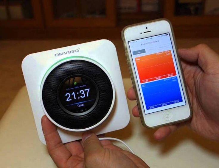Kepler – The Smart Home Gas Detector by ORVIBO