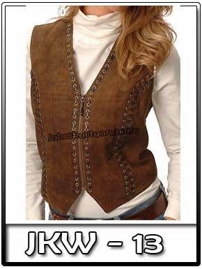Model Jaket Kulit Wanita Terbaik