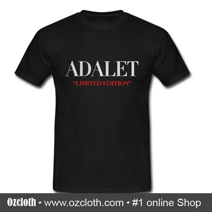 fabrizio corona adalet t shirt t shirt shirts mens tops