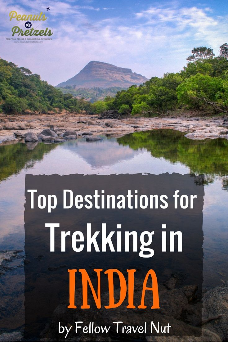 Top 6 Destinations for Trekking in India - by Trans India Travels #India…