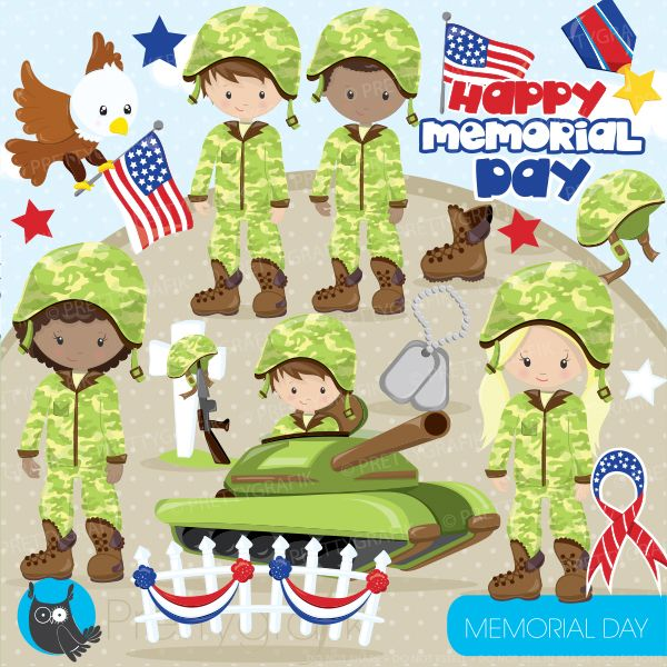 memorial day 2013 clipart