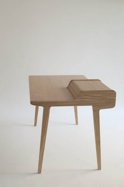 Tapparelle Desk by Emmanuel Gallina for Italian design label Colé
