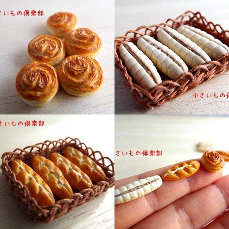 いいね!650件、コメント13件 ― 小さいもの倶楽部さん(@tiisaimonoclub)のInstagramアカウント: 「新作菓子パン、3種類作りました。 ちぎりパン、バタースコッチ、ミルクフランスです。 どれも好き!💕💕 コンビニパッケージはあとチョココロネ、クリームパン、クロワッサンを作ったらまとめてします。…」