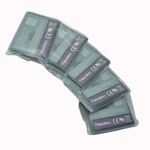 Blackberry FM1 FM1 BAT24387003 OEM Battery Authentic NEW Pearl 3G 9100 9105 Style 9670 Pearl 3G Lot of 5 * Check out this great product by click affiliate link Amazon.com
