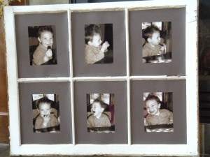 window pane pictures - Window Frame Ideas