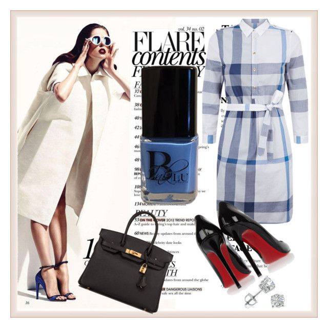 Hi&Bye by bluinknailacquer on Polyvore featuring beauty, Amanda Rose Collection, Hermès, Burberry and Christian Louboutin. Shop Blu Ink Nail Lacquers Snob Collection. www.bluinknailacquer.com  #bluinknailacquer #bluinkbaby #snobcollection#teambluinknailacquer#vegan#crueltyfree #allthebeatcolors#somanycolors dontgetleftout #getyoursnow #thebestbrand   #girlbossofbluinknailacquer#bluinktakeover #ifublinkumightmisssomething#9free#ecoconcious#lesstoxic#hi&bye