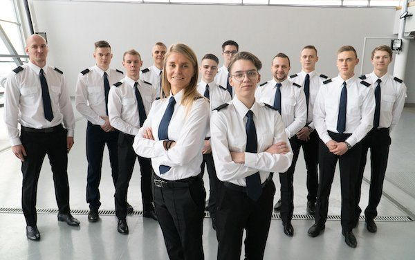 Airbaltic Pilot Academy S Third Group Of Students Begin Studies