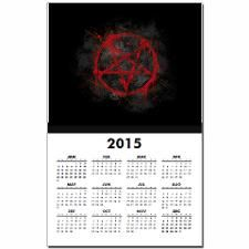 satanic calendar 2015 - Google Search