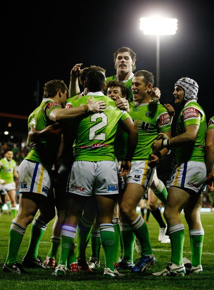 2010 NRL 3rd Qualifying Final - Panthers v Canberra Raiders