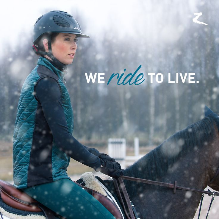 Some horse will test you, some will teach you, and some will bring you the best in you. We ride to live.