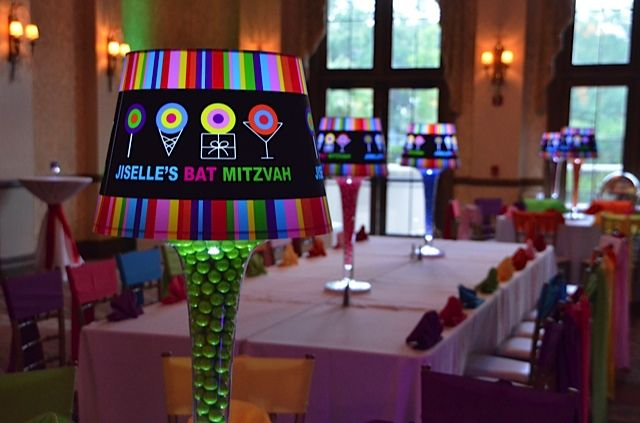 Candy theme party ideas dylans candy bar centerpieces for Decoration annee 80