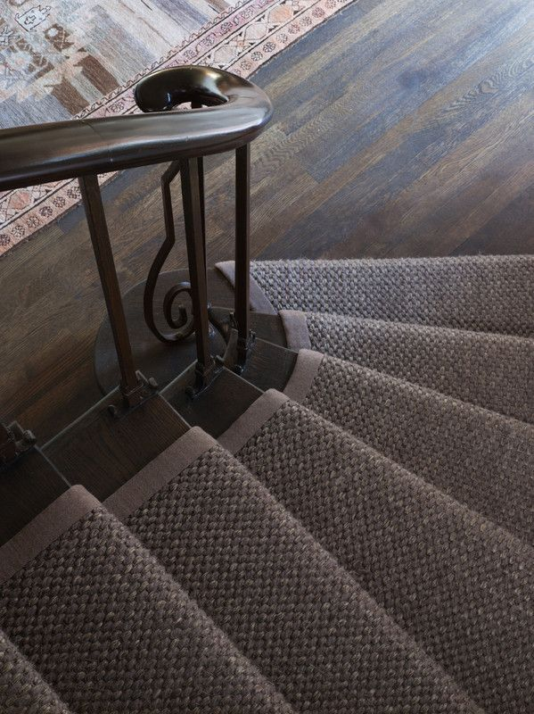 Amazing Merida Meridian Custom Stair Runner   Is This Harris Light Gray?