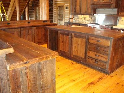best 25+ barn wood cabinets ideas on pinterest | rustic kitchen