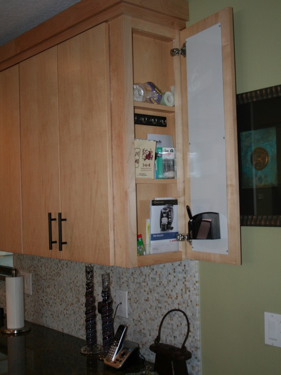 Dry Erase Board For Side Of Glass Cabinet With Images