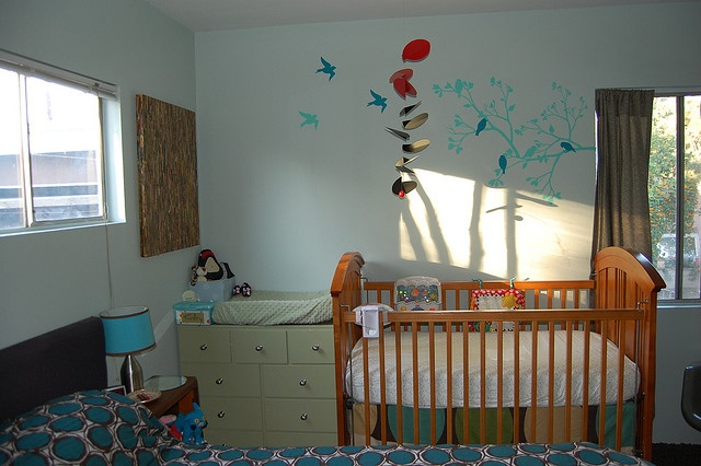 1000 images about 2 kids in one room space saving ideas on pinterest changing tables ikea Master bedroom with a crib