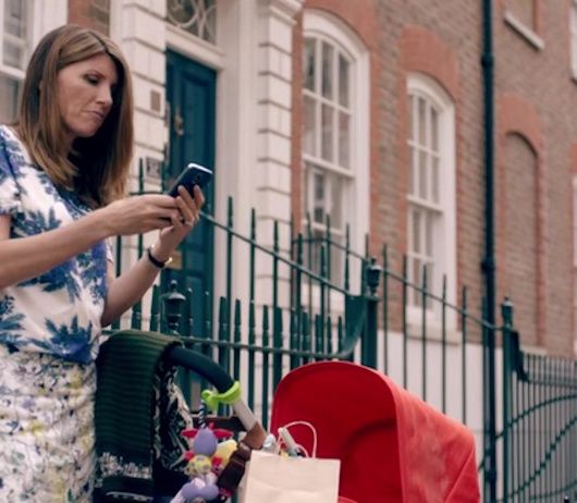 For Shame   Catastrophe   creators Sharon Horgan & Rob Delaney Rob Delaney is a recovering alcoholic who lives in London with his wife Sharon (Sharon Hor...