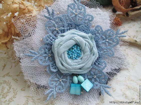 brooch: idea for inspiration