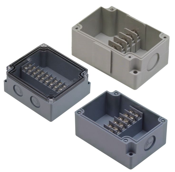LiteCycle Junction Box enclosures - LiteCycle terminal enclosures are available in aluminum or ABS plastic, and feature an integrated terminal strip. Major Electronix also carries LiteCycle junction boxes without a terminal strip. See this article for more information. #LiteCycle #TerminalEnclosures
