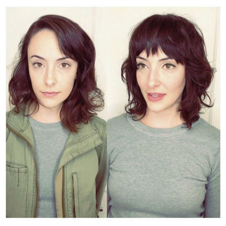 I Can't Stop Looking at These Bangs Transformations and Now I Want Bangs