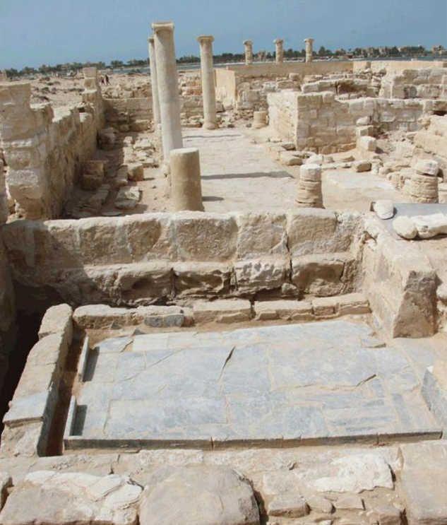 Polscy archeolodzy i konserwatorzy powrócili z Mariny el-Alamein