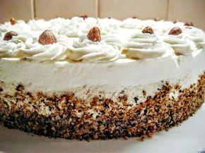 Jadran torta , zákusky a koláče, fotopostupy   Tortyodmamy.sk