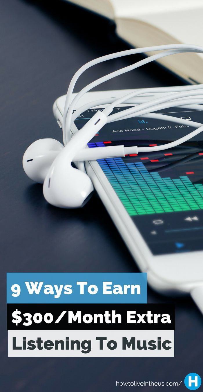 Wouldn't it be so awesome to get paid to listen and review music? Well, now you can through these 9 different websites! http://www.howtoliveintheus.com