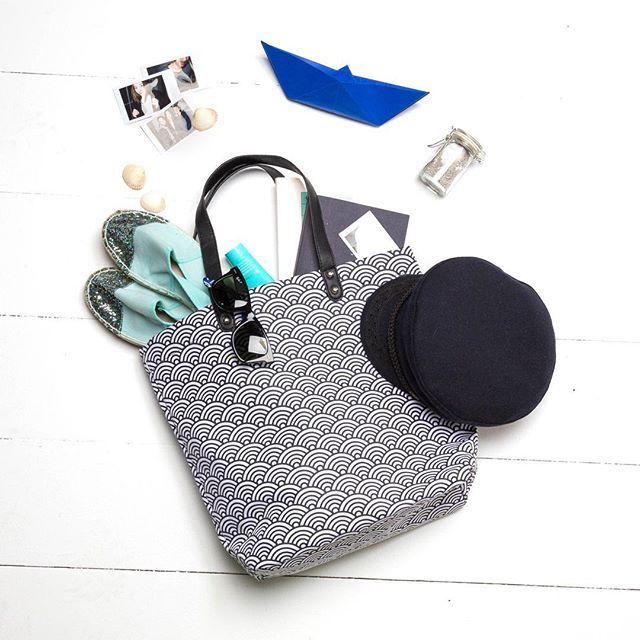 Le sac est prêt ! Moi aussi…   #partirçadonneenviederepartir #weekendprolongé #vacancestouslesjours #pleinouest #sacdefilles #mode #fashion #femme #trends