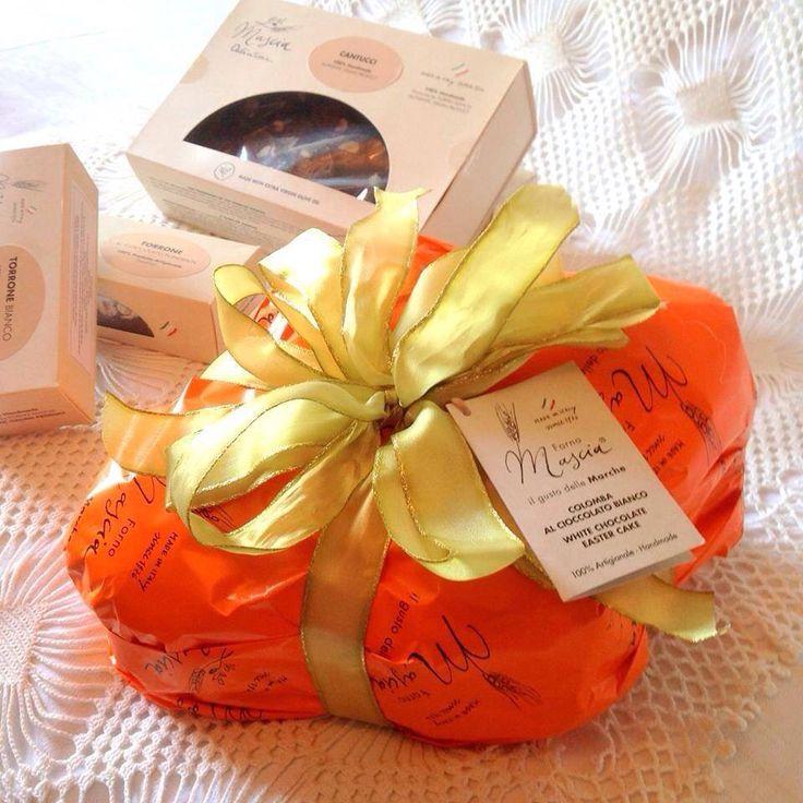 #colomba al #cioccolato bianco #artigianale #masciadelicatezze