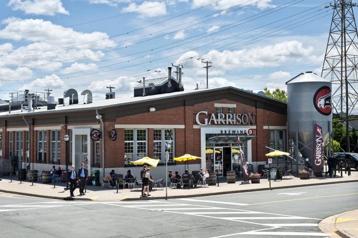 Garrison Brewing. Photo by Steve Farmer.