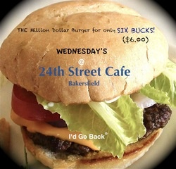 14 best images about burgers and fries on pinterest for Craft stores bakersfield ca