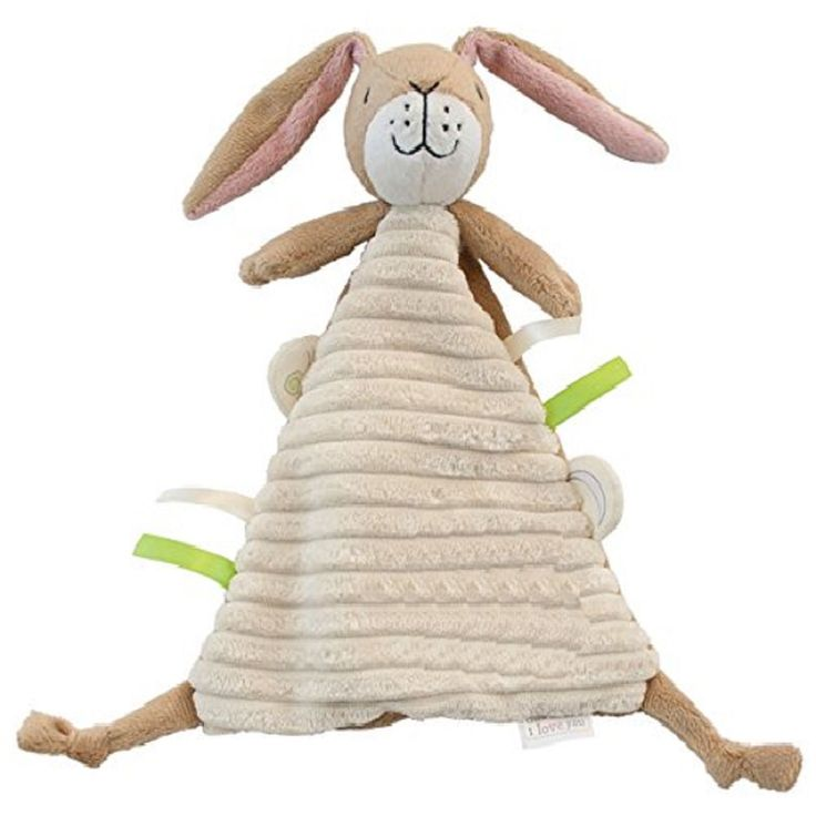 Details about Guess How Much I Love You Nutbrown Hare Plush Comforter Toy 30 cm…