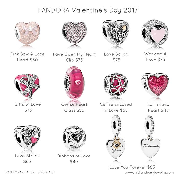 For The First Time Ever These Pandora Charms Use A Deep Rich Color Called Cerise Latin Love Heart Charm Features Enamel O Cute Jewelry In