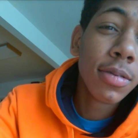 Guy Black American Teens 77