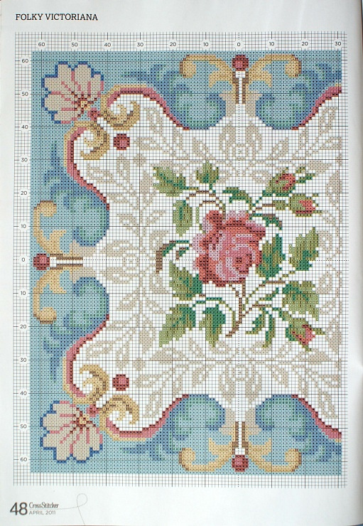 (1) Gallery.ru / Foto # 34 - 237 - miroslava388 #cross stitch #Afs 5/5/13