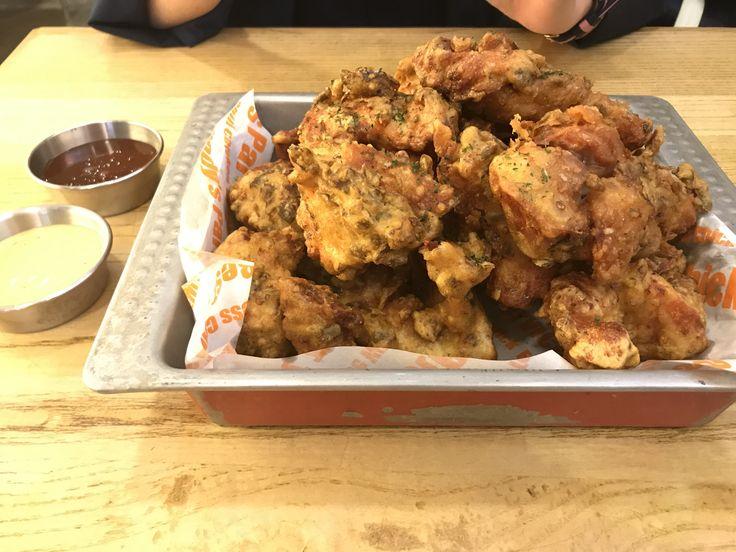 Korean Fried Chicken  #kfood #koreanfriedchicken #seoul