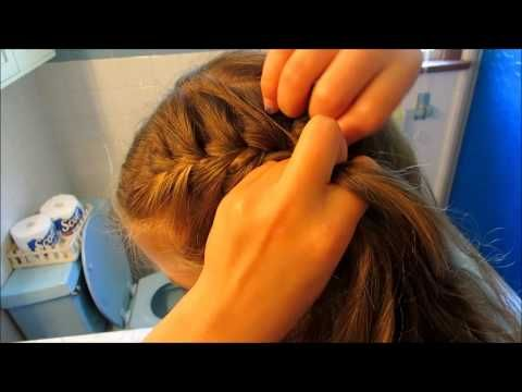 How To: French Braid PigTails ~AMBER VLOGS - YouTube