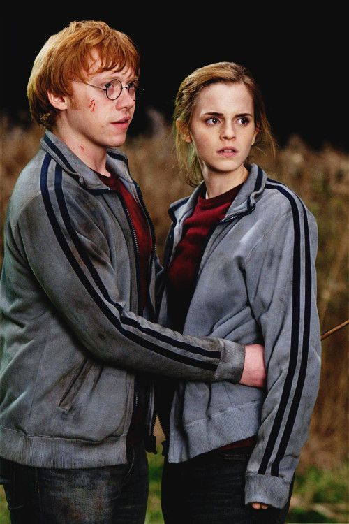 1000 images about harry potter on pinterest friendship - Ron weasley and hermione granger kids ...