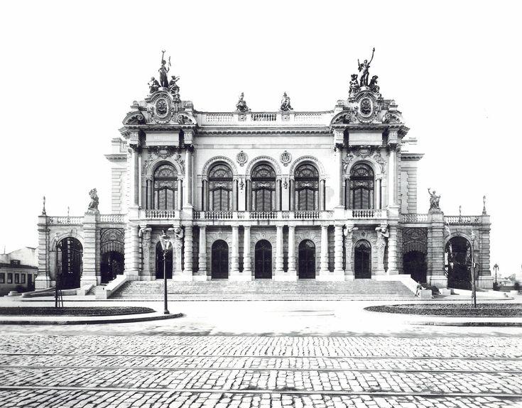 Teatro Municipal de São Paulo. Image Cortesia de Imagem de divulgação