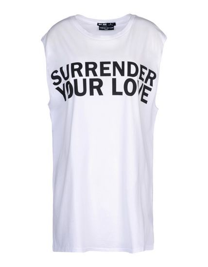 T-shirt senza maniche Donna - BLK DNM